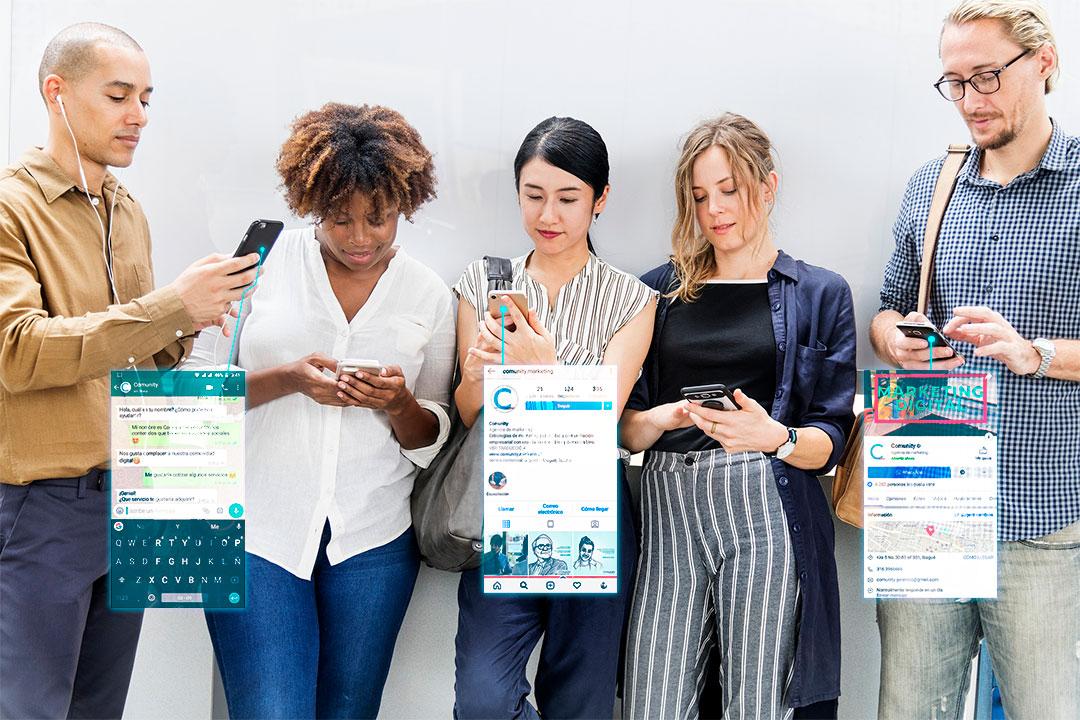 Campañas publicitarias en internet y dispositivos móviles